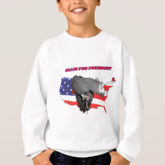 Ollie For President Sweatshirt