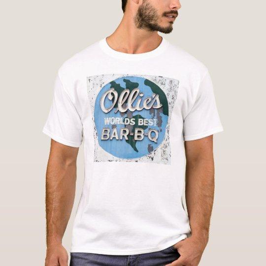 Ollie's Bar-B-Q (apparel) T-Shirt