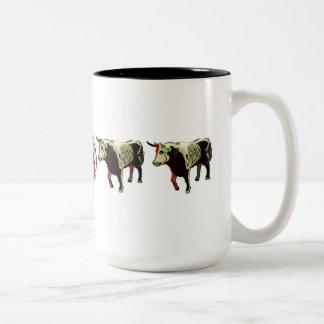 """Olly the Orthopaedic Ox"" Mugs"