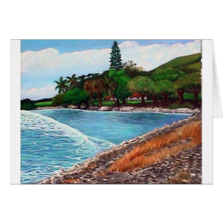 Olowalu Greeting Card