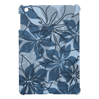 Olowalu Hawaiian Hibiscus iPad Mini Cases