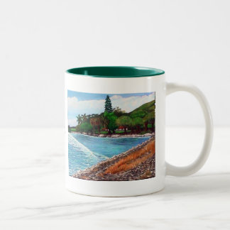 Olowalu Two-Tone Coffee Mug