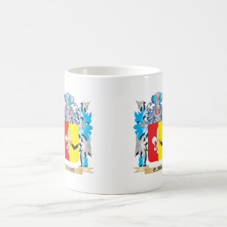Olsen Coat of Arms - Family Crest Coffee Mugs