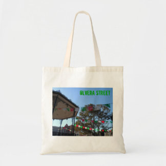 Olvera Street- Los Angeles Budget Tote Bag