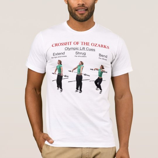 Oly Lift Cues T-Shirt