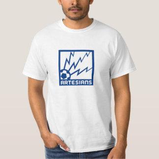 Oly Town Artesians Alternate - White T-Shirt