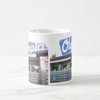 Olympia Diner mug