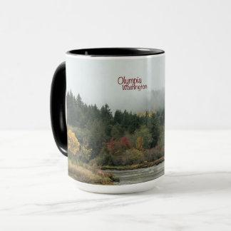 Olympia Fall Colors Mug