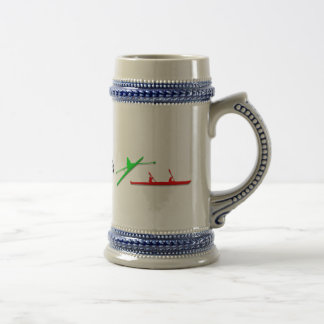 Olympian Mens Athlete Rowing Womens Sports Beer Steins