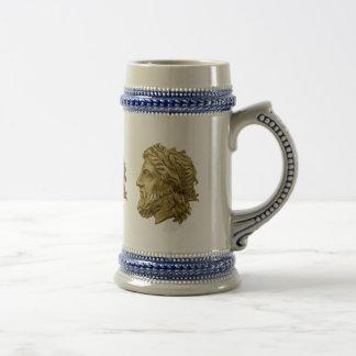 Olympian Zeus Coffee Mug