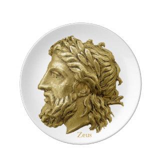 Olympian Zeus Plate