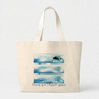 Olympic games item tote bags