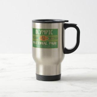 Olympic National Park Mug