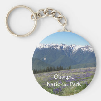 Olympic National Park Photo Key Ring
