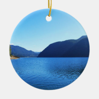 Olympic National Park, Seattle, U.S.A. Christmas Ornament