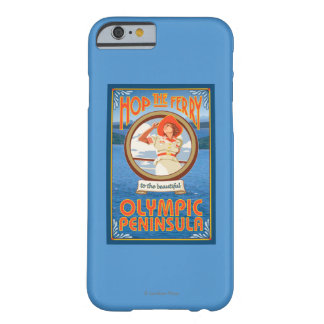 Olympic Peninsula, WashingtonHop the Ferry Barely There iPhone 6 Case
