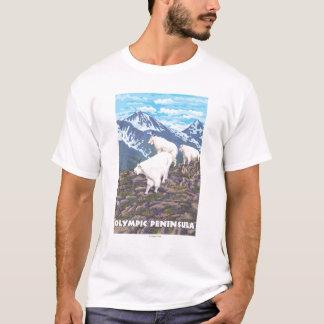 Olympic Peninsula, WashingtonMountain Goats T-Shirt