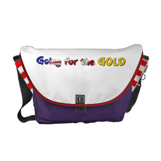 Olympics Courier Bag