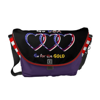 Olympics Courier Bags