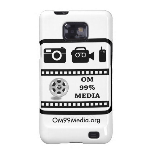 OM99Media phone skins Samsung Galaxy S2 Covers