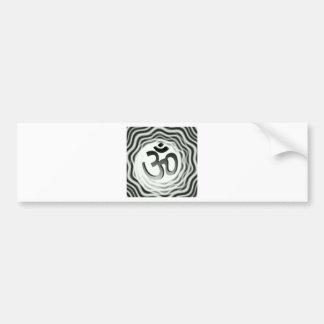Om 4 bumper sticker