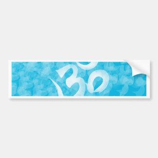 Om / Aum Car Bumper Sticker