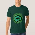 Om (aum) Namaste sanskrit cool men's shirt