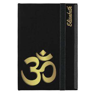 Om ( Aum ) Namaste yoga symbol iPad Mini Case