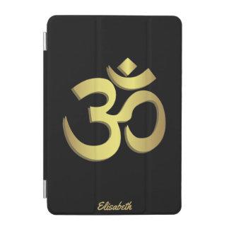 Om ( Aum ) Namaste yoga symbol iPad Mini Cover