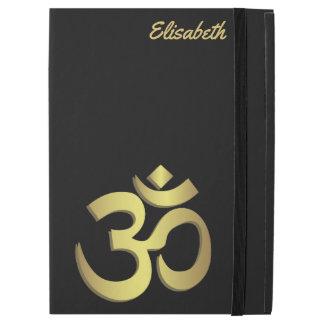 """Om ( Aum ) Namaste yoga symbol iPad Pro 12.9"""" Case"""