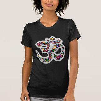 Om Aum Namaste Yoga Symbol T-Shirt