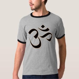 OM - AUM - OHM  HINDU BUDDHIST SYMBOL TSHIRTS