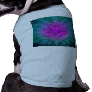 om aum symbol Pet Clothing