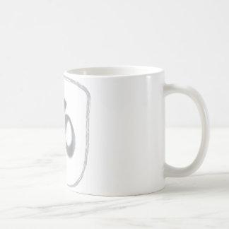 Om Basic White Mug