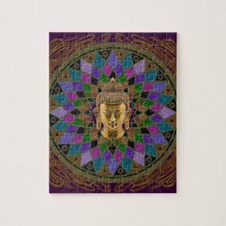 Om Buddha Mandala Jigsaw Puzzle