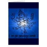 Om-Gan-Ganpataye-Namah Greeting Card