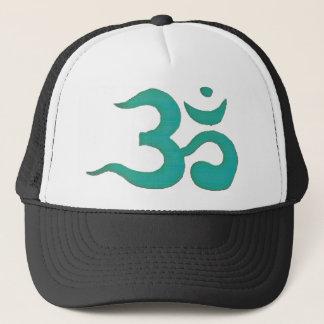 Om - Jade Trucker Hat