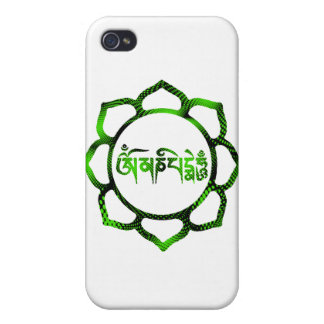 om mani padme hum-2 covers for iPhone 4