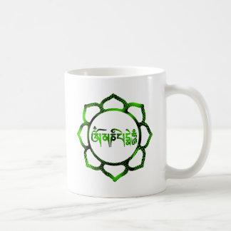 om mani padme hum-2 coffee mugs