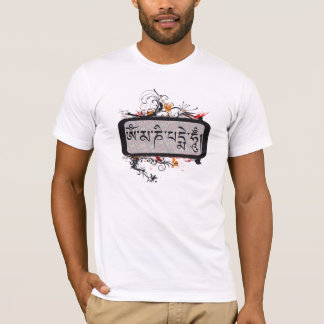 Om Mani Padme Hum Grubge T-Shirt