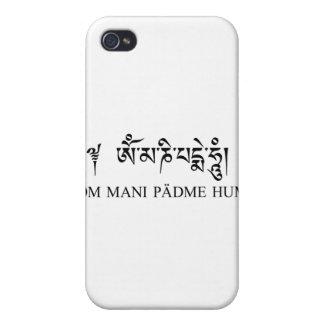 Om Mani Padme Hum iPhone 4 Cases