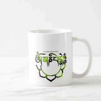 om mani padme hum mugs