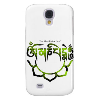 om mani padme hum samsung galaxy s4 cover