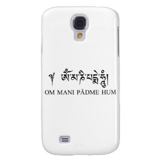 Om Mani Padme Hum Samsung Galaxy S4 Covers