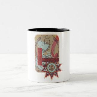 Om Mani Padme Hum Vintage Mugs