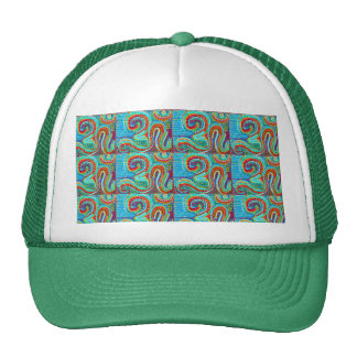 OM MANTRA Infinity - Display Meditate Chant Yoga Cap