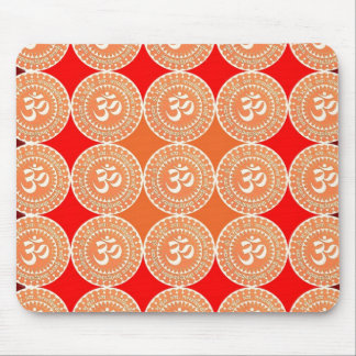 OM MANTRA -  OmMantra ALL OVER Mouse Mat