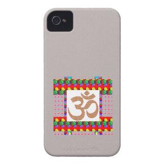 OM Mantra OmMANTRA Yoga Meditation Symbol Hinduism iPhone 4 Case-Mate Case