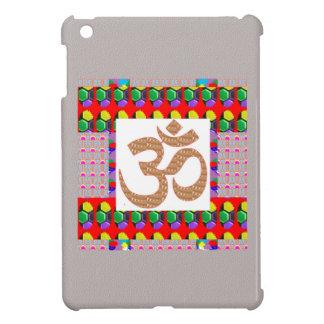 OM Mantra OmMANTRA Yoga Meditation Symbol Hinduism Cover For The iPad Mini