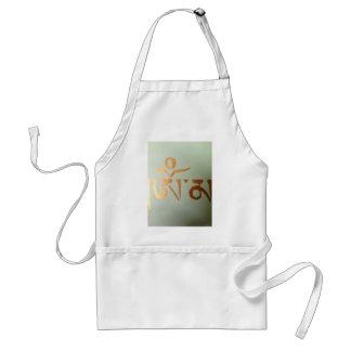 om mantra standard apron